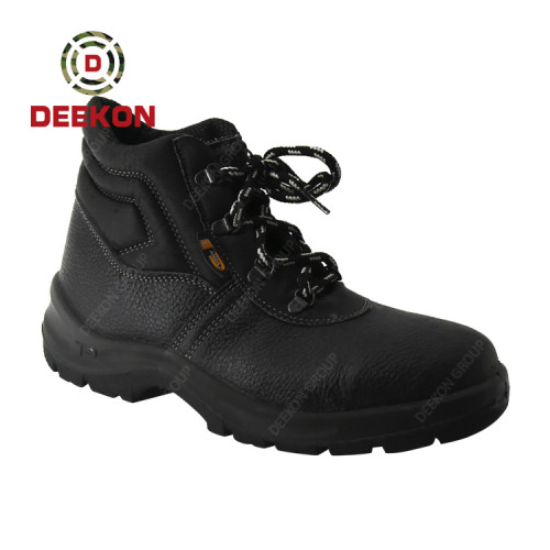 Breathable Durable Safety Tactical Army Combat Military Boots