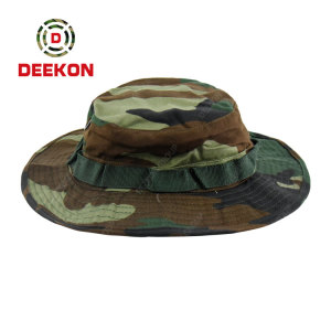 Military Army Tactical Hunting Round-Brimmed Sun Camo Outdoor Bonnie Cap
