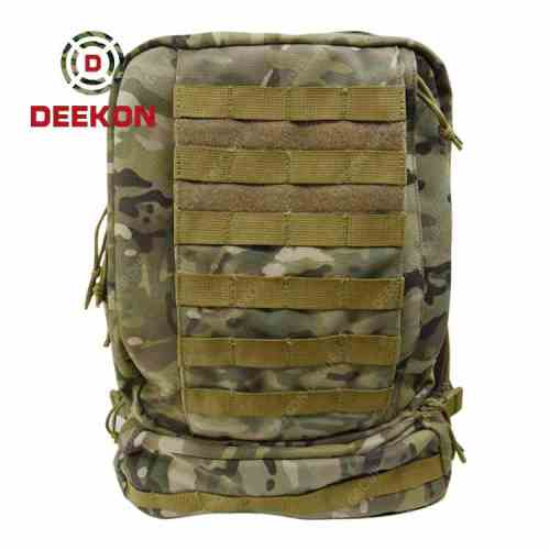 Military Tactical Backpack Supplier MOLLE Camouflage Bag for Traveling