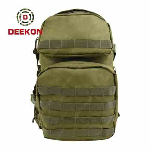 Factory Military Tactical Backpack Company Hot Sell Outdoor Army Green Bag