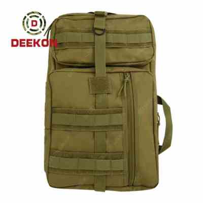 Manufacturer Military Tactical Sling Backpack Company Army Green Camping Bag
