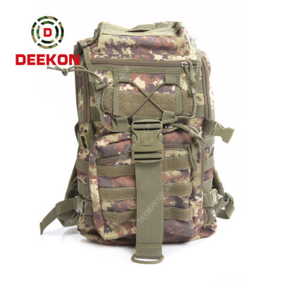 Army Waterproof Pack Military Gear Tactical Backpack Supplier for Outdoor