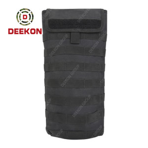 Wholesale Black Military Tactical Hydration Backpack Supplier with 2L Water Bladder