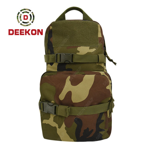 Waterproof Camouflage Military Tactical Hydration Backpack Supplier for Traveling