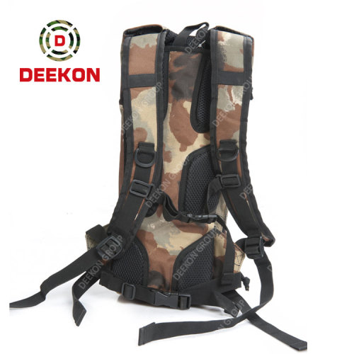 Factory Wholesale Waterproof Hydration Bag Supplier Camo Military Tactical Backpack