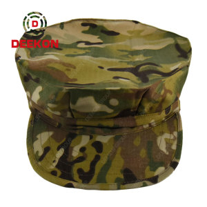 Cyprus Multicam Camouflage Octagonal Cap for Army Using