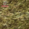 The Republic of Montenegro NC 50/50 Ripstop Multicam Camo Pattern Fabric with VCG Logo for Military ACU Uniform Factory