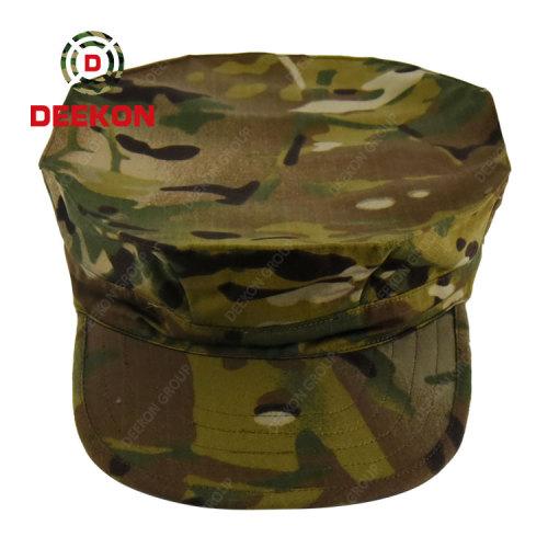 Deekon Group Factory Supply Multicam Camouflage Cap for Cyprus Policemen