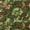 Woodland  Camouflage 100% Nylon Backpack Fabric with Waterproof for Military Supplier