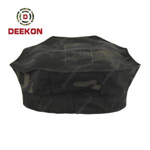 Deekon Wholesale Black Multicam Camouflage Cotton Fashion Design Cap