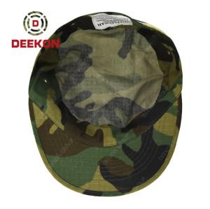 Deekon Supply Ghana Military Uniforms Woodland Camouflage Sport Hats