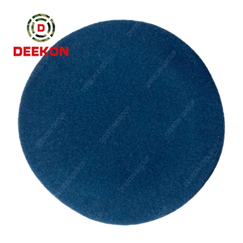 Deekon High Quality Customized Blue Color Wool Army Military Beret Hat