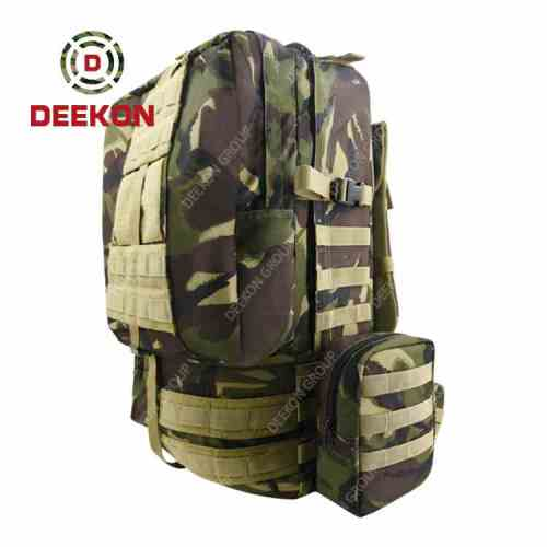 Wholesale Camouflage Military Rucksacks Supplier Military Camping Bag