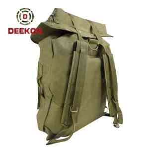 Factory Outdoor Military Rucksack Supplier 55L Canvas Tactical backpack