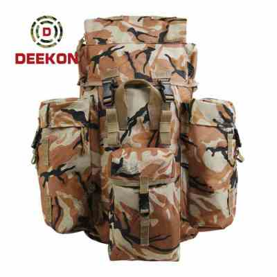 Military Rucksacks Supplier Camouflage Oxford Molle Hiking Outdoor