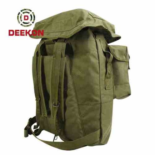 Military Rucksacks Supplier Big Capacity Army Green Backpack for Military