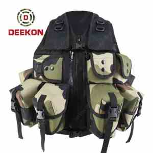 Hotsales Camouflage Military Tactical Vest Supplier for Security Guard