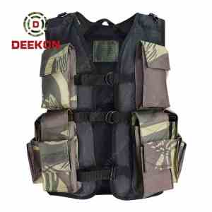 Military Tactical Vest Supplier Outdoor Polyester Vest for Hunting
