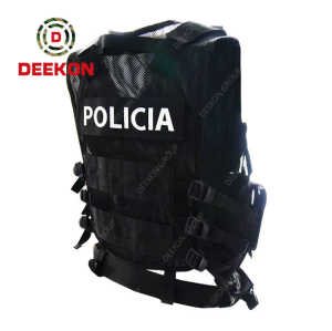Factory Military Tactical Vest Supplier for Police Heavy Duty Mission