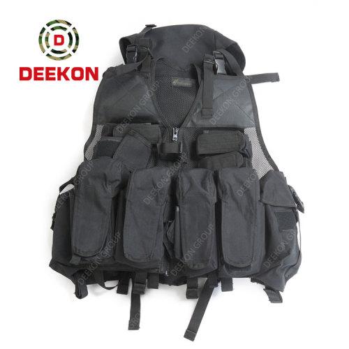 Wholesaler Military Tactical Vest Supplier Army Green Military Webbing Vest Manufacturer