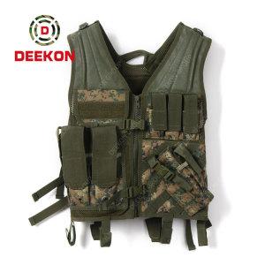 Tactical Vest Supplier Military Combat Nylon Vest for wholesale