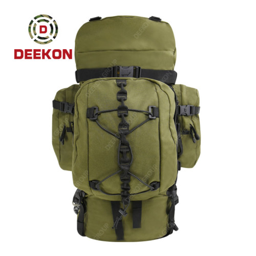 Wholesale Water-Resistant Polyester Tactical Backpack Military Rucksacks Supplier