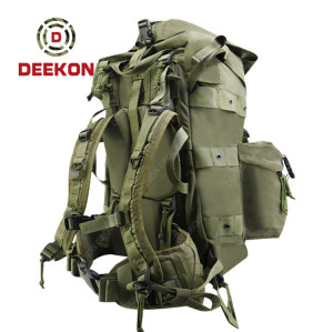 Peru Army Green Military Rucksacks Supplier Tactical Backpack Factory for Army