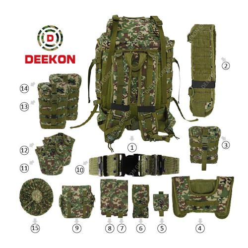 Wholesale Military Rucksack Supplier Malaysia Tactical Military Cordura Bags