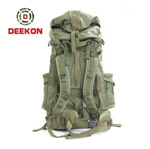 Wholesale 55L Military Tactical Rucksacks Supplier Nylon Assault Backpacks