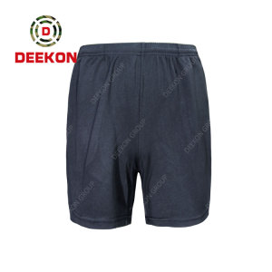 Breathable Quick Dry Short Military Trousers Factory men's Under Wear Pants
