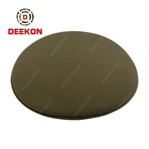 Deekon Manufacture Military Royal Officer Olive Green Peak Cap with Logo