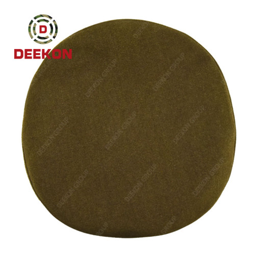 Deekon Made High Quality Fashion Curved Peaked Military Cap In China For Wholesale