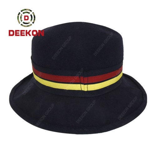 Deekon Group Supply Kenya Military Felt Cap for Army Using