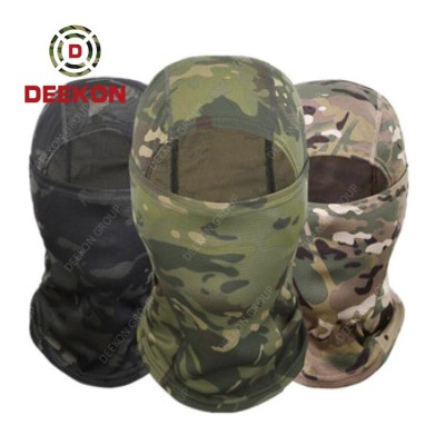 Hot Wholesale Headgear Scarf Camouflage Full Face Military Tactical Outdoor Operation Balaclava