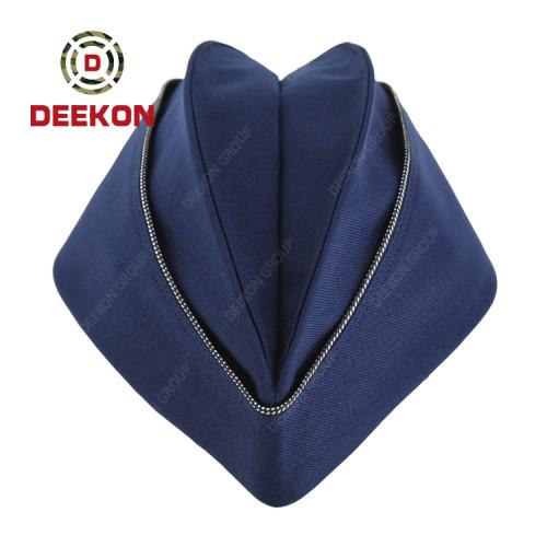 Deekon Factory manufacture Dominica Police Garrison Cap