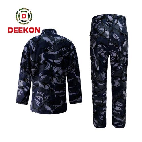 Military Uniform Manufacture High Quality Ghana Camo Pattern Military Tactical Uniform