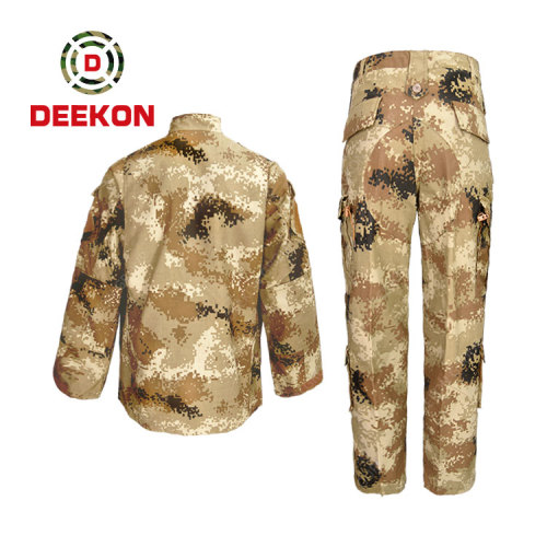 Best Quality military uniform manufacture Fire Retardant Camouflage Military Army Combat Uniforms