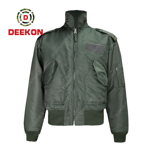 military jacket supply High Quality Tactical Winter 100% Cotton Military Man jacket for Saudi Arabia