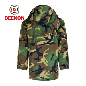 China Military Jacket Factory for Camouflage M65 Jacket Uniform To Malaysia Army