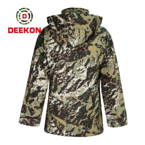 Deekon Jacket Supply High Qulaity Camouflage M-1965 Filed Jacket for Military Army