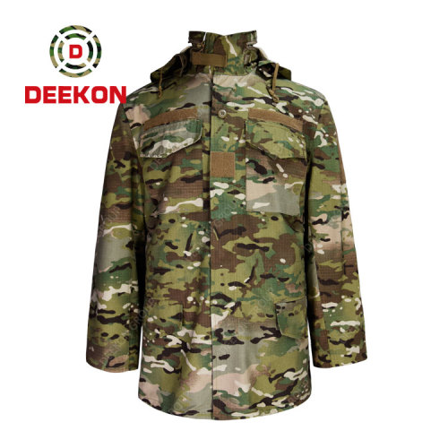 Deekon Military Jacket Factory Multicam Camo  Military M65 Jacket for Army Using