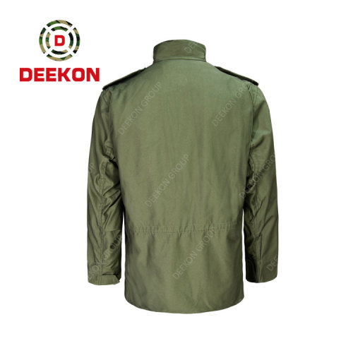 Best China Supplied Army Green Military T/C Army Jacket