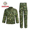 High Quality Rwanda Woodland Camouflage NC Military Army Suit manufacturer for Soliders
