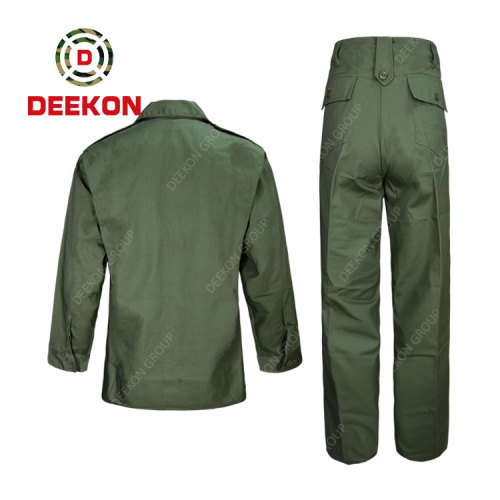 Deekon factory manufacture military Combat Long Sleeve Shirt for army use