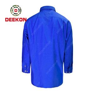 Deekon company manufacure OEM Universal Army Uniform Clothing Combat Military Shirt