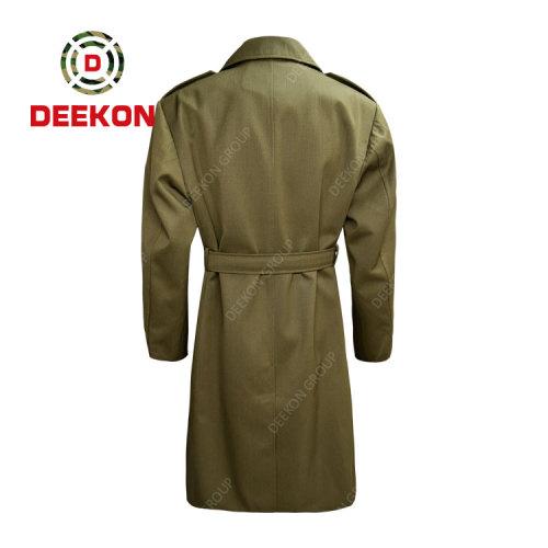 Deekon factory manufacture for Libya Olive Green Full- dress Uniform for Officers