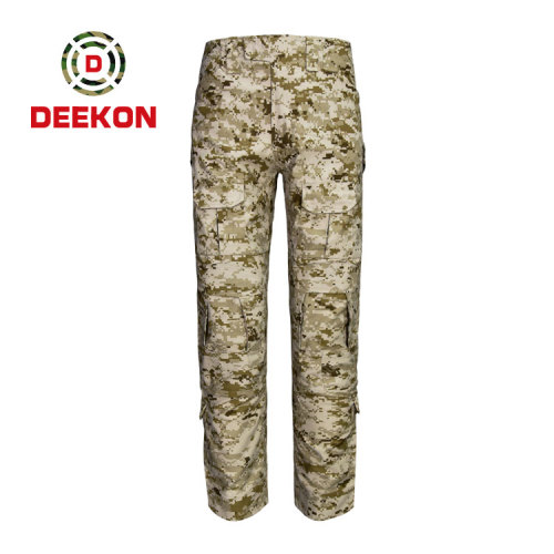 China factory supply Digital Desert Camouflage Pattern Trousers for the Panama Army