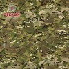 Multicam Camo Ripstop & Twill 100% Polyester 100% Nylon Backpack Fabric with WR Raincoat Supplier
