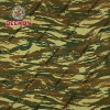 Greece Tiger Strip 100% Nylon Camo Fabric with WR Anti-Infrared for Military Backpack Supplier