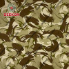 British Desert Storm T65/C35 Ripstop Camoflage Fabric for Military Apparel Supplier